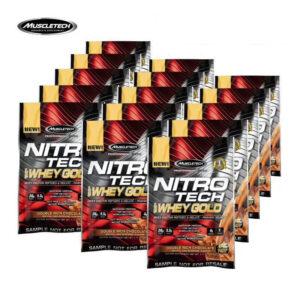 MuscleTech Nitro Tech 100% Whey Gold 33g