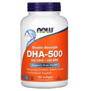 now foods dha-500